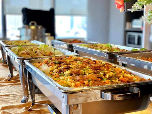 Halal Buffet Catering