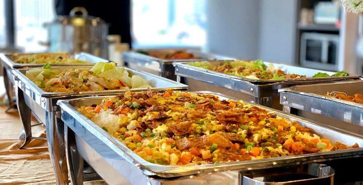 Halal Buffet Catering