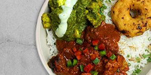 MUTTON ROGAN JOSH BOWL