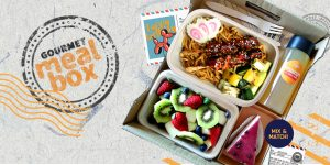 GOURMET MEAL BOX – JAPANESE