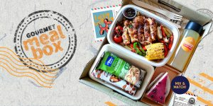 GOURMET MEAL BOX – WESTERN